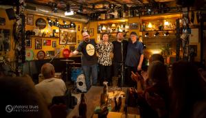 Mad Kitchen mit Greg. Mitch, Eric und Grille