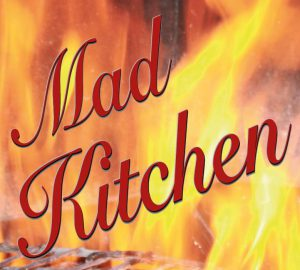 CD Cover von Mad Kitchen