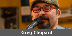 Greg Chopard