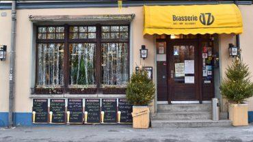 die Brasserie17 von Interlaken