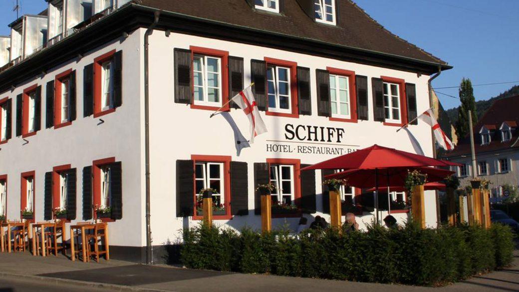 Freiburger Schiff - FBA