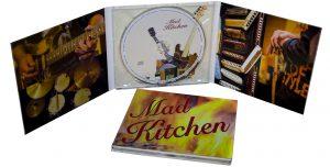 Mad Kitchen die CD